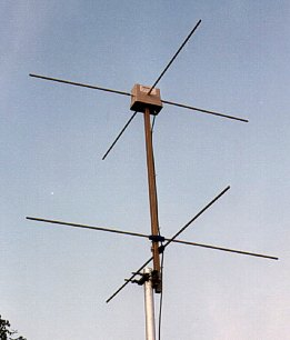 KX-137 Weather Satellite Antenna