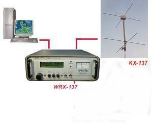 Weather Satellite Receiver System WRAASE WeSaCom